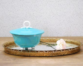 Art Deco Vanity Dish Made in Italy