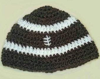 Football Beanie Hat
