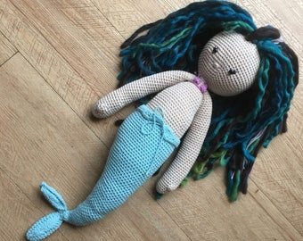 Matilda the mermaid