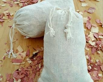 Botanical Closet Protector - Cedar Shavings & Fronds