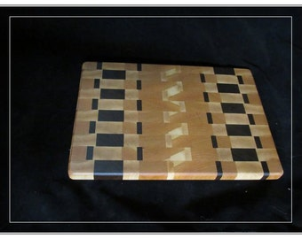 End grain cutting board  would look wonderful on your counter or your wall end grain makes they best cutting boards chopping block