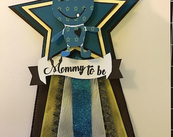 Monsters mommy to be pin