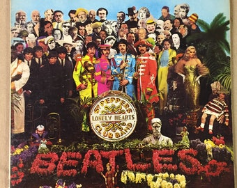 Sgt Peppers Lonely Hearts Club Band by The Beatles