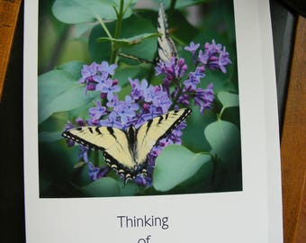 Greeting Card - Thinking of You!!