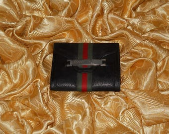 Genuine vintage Gucci wallet - genuine leather