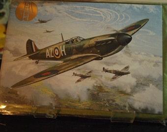 Spitfire Mark 1 Card