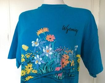 Technicolor Wyoming t-shirt