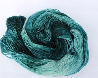 Blue Spruce Kettle Dyed Yarn
