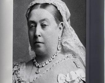 Canvas 16x24; Queen Victoria