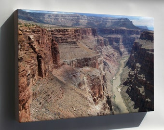 Canvas 16x24; Grand Canyon Toroweap 5