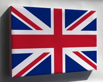 Canvas 16x24; Union Jack