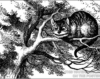 16x24 Poster; Chessie The Railroad Kitten By Guido Gruenewald C1933