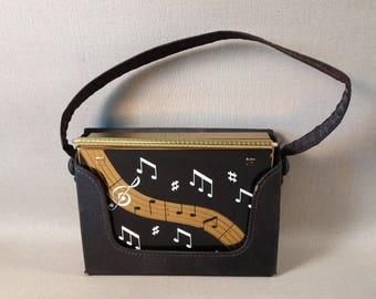Volupte Music Box Vanity Evening Purse