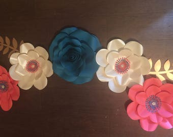 5 Piece flower set (MAY Special)