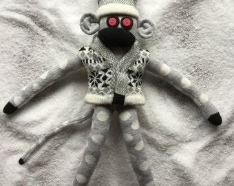 Olaf, the après ski monkey