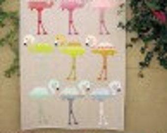 Items Similar To Florence The Flamingo Crochet Hat On Etsy