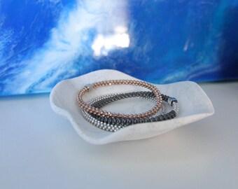 Handmade Ring Dish   Jewelry Dish   Trinket Dish   Jewelry Storage