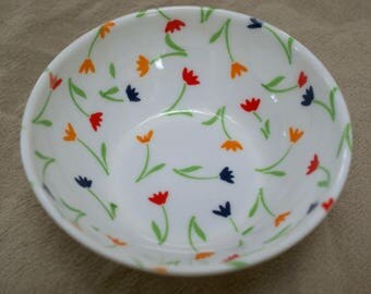 Vintage Melamine Bowls Made in Italy