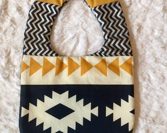 FREE SHIPPING! Aztec/Tribal Bib