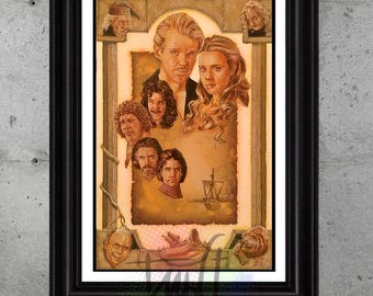 The Princess Bride by Saintworksart: The Art of Matthew Hirons