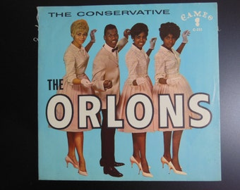 The Orlons 45 rpm Record Sleeve Without The Record
