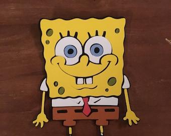 Spongebob die cut