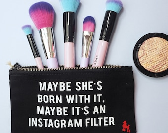 Instagram Make Up Bag