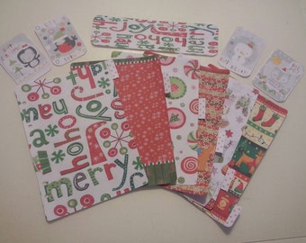 Dividers christmas planner Christmas divider set