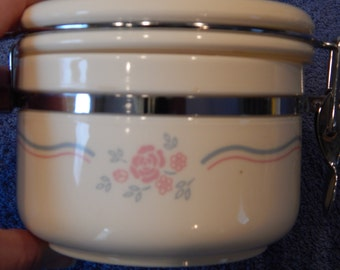 Corelle English Breakfast Storage Canister