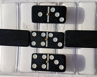 Dominoes and Epoxy set KITS Make your own domino necklaces