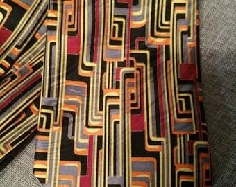 John Blair Silk Necktie