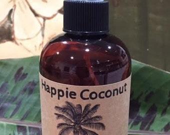 Linen Spray - Lemongrass . Basil . Ginger .  Natural Body Spray or Room Spray With Essential Oils