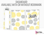 FAITH Laminated Dashboard for Traveler's Notebook | .3mil | DB007