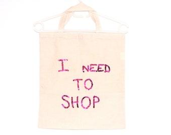 Shopping bag - Shopping bag