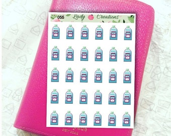 40% off - Discontinued - Letter Box Sending Mail  - Planner Stickers