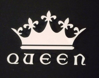 King Queen Bathroom Etsy