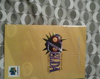 Zelda N64 Majora's Mask