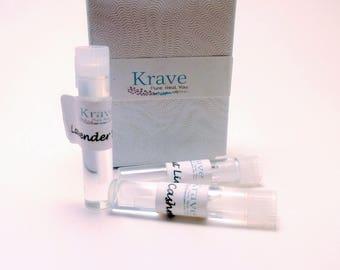 Perfume oil sample- fragrance oil- Perfume- Sampler