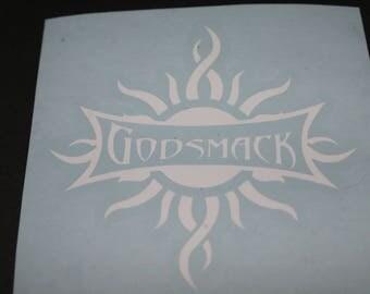 Godsmack Vinyl Decal