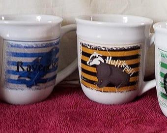 Hogwarts House Mugs