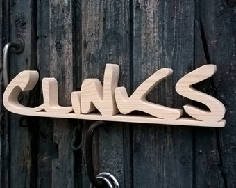 Wall Sign, Custom Wooden Sign, Family Sign, Custom Wood Sign, Corporate Sign, Scroll Saw Cut Out