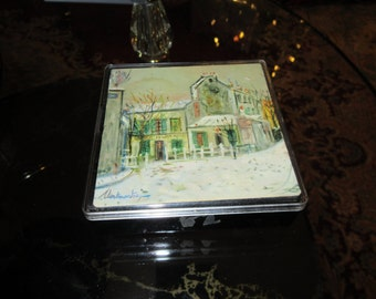FRENCH MAURICE UTRILLO Coasters