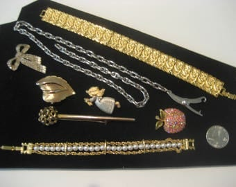 Very Nice Selection of Bracelets Brooches Etc.. Zentall, Brosway Etc.. All Items Marked