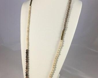 Amazonite Beaded Necklace