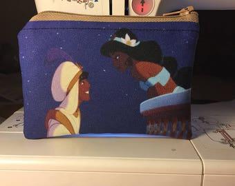 Aladdin coin/card pouch