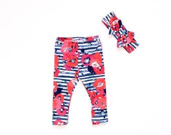 baby girl clothes - baby girl leggings - baby girl outfits - toddler girl clothes - toddler girl leggings - baby leggings - toddler leggings