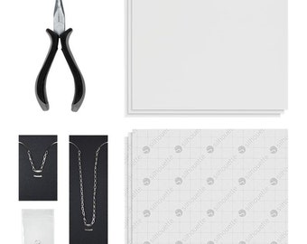 Silhouette Jewelry Making Starter Kit