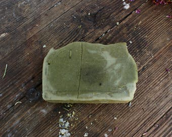 Rosemary soap / Sage / Hair soap / Hair care / Hand made soap / Vegan Soap / Rosemary & sage soap / Natural plant based / Organic, vegan