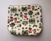 Gardening - Micro Wedge Bag