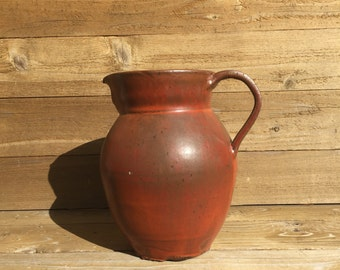 Barn Red Pitcher